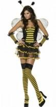 Déguisement d'abeille sexy femme