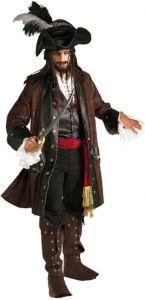 Déguisement pirate des caraibes