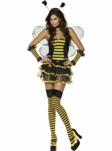 d guisement d 39 abeille sexy femme costume abeille pas. Black Bedroom Furniture Sets. Home Design Ideas