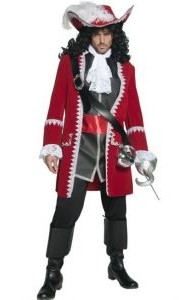 déguisement de capitaine pirate
