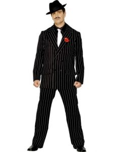 D 233 guisement gangster homme costume gangster pas cher f 234 te