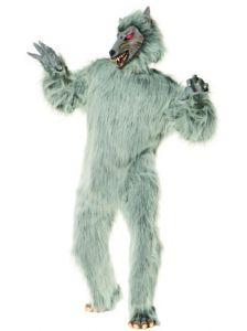 deguisement luxe loup garou