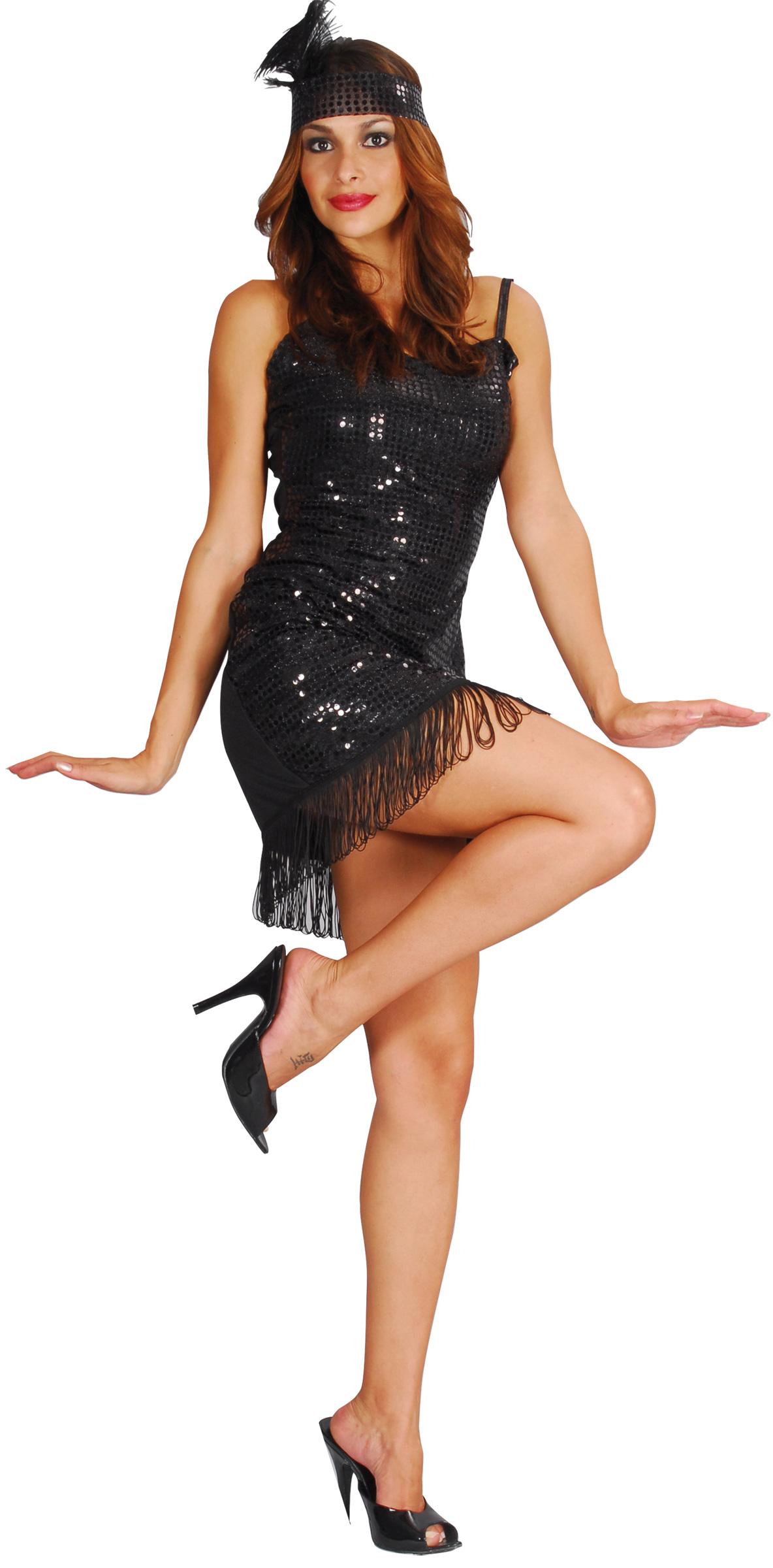 D guisement charleston d guisement femme pas cher costume soir e th me - Deguisement nouvel an ...