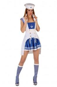 déguisement matelot femme