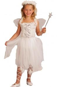 deguisement ange fille