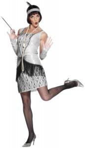 déguisement charleston femme