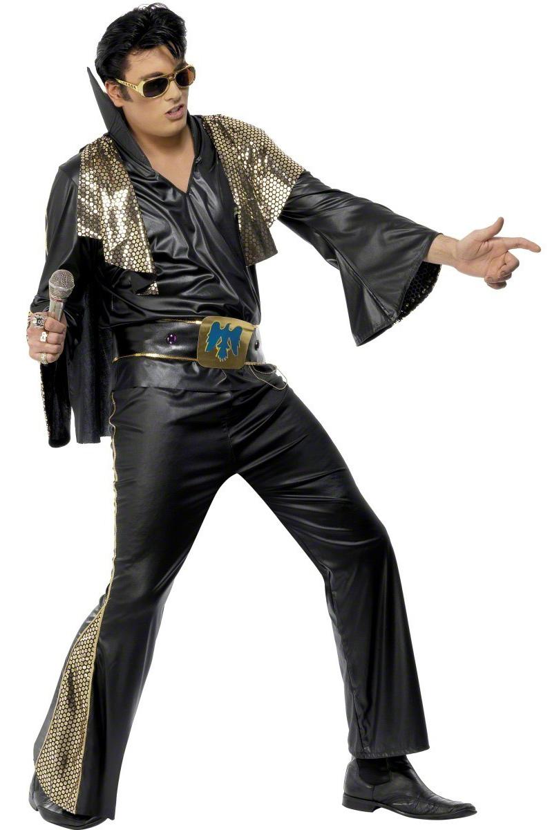 Déguisement Elvis Presley : Déguisement célébrité homme ...