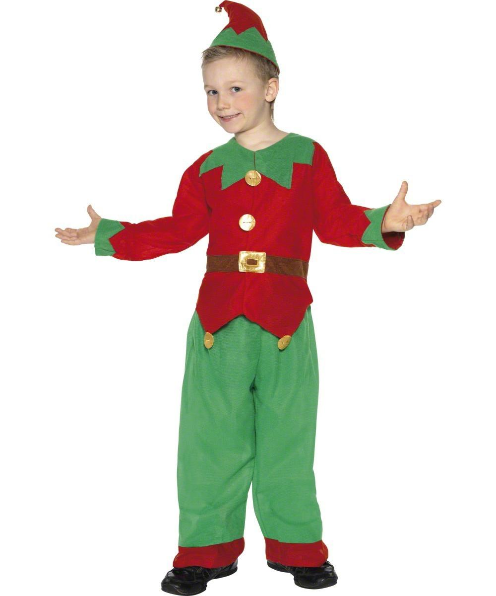 Girls Elf Costume Kids