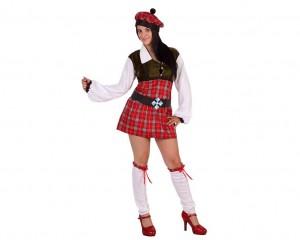 déguisement écossaise sexy