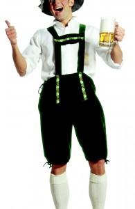 déguisement bavarois