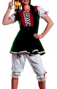 déguisement bavaroise