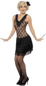 déguisement charleston pour femme