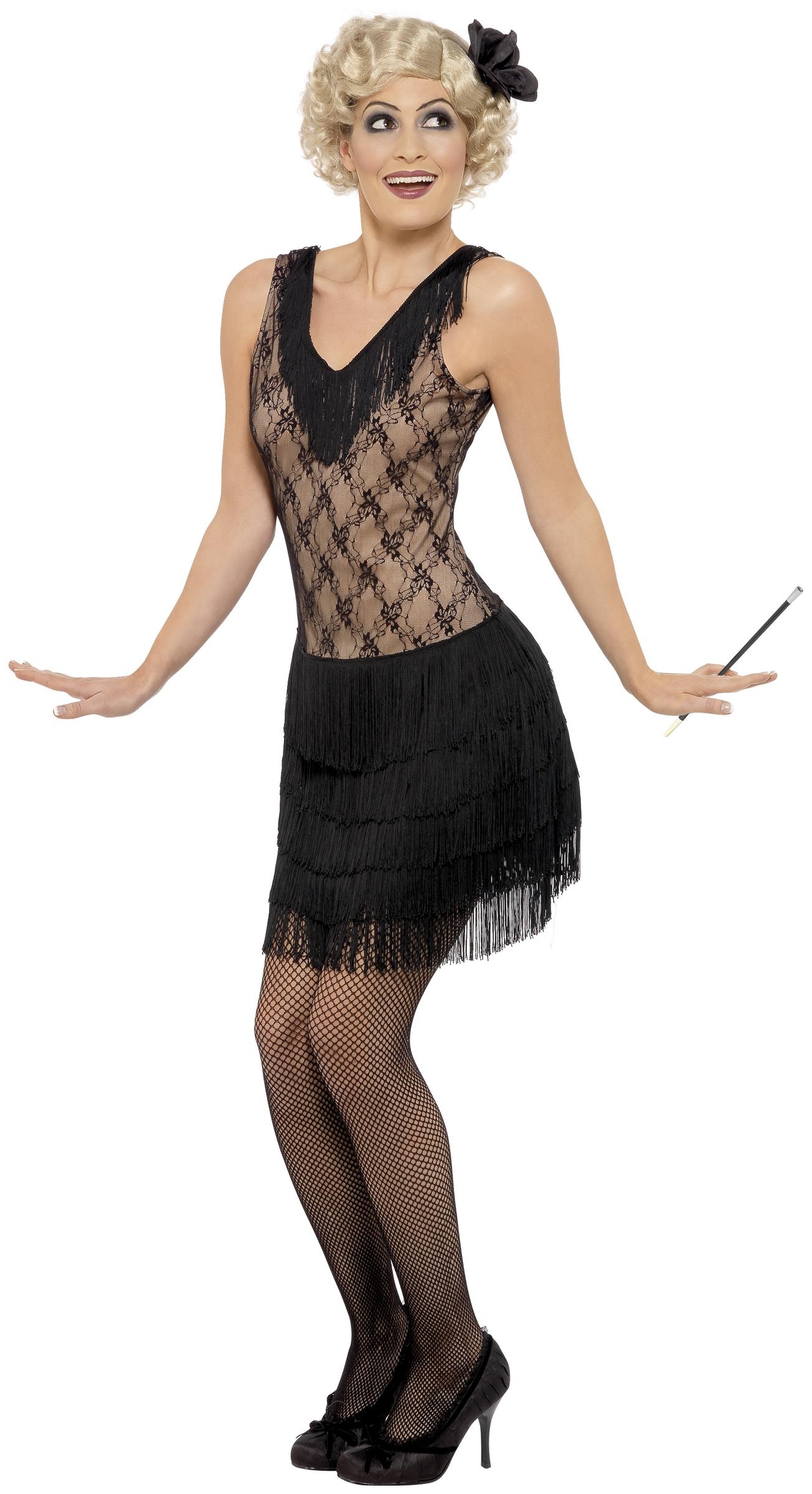8a2c33e0156da Déguisement charleston pour femme   Déguisement cabaret - Costume ...
