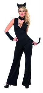 déguisement chat noir femme