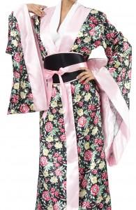 déguisement chinoise femme