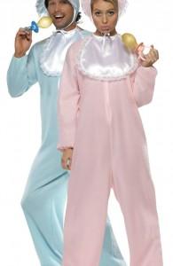 déguisement couple bébé