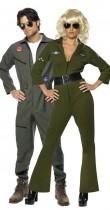 Déguisement couple d'aviateur Top Gun™