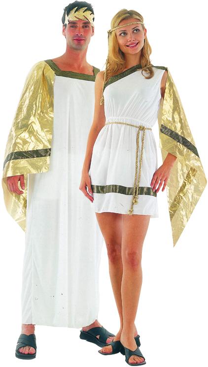 d guisement couple de romains d guisement couple pas cher costume carnaval. Black Bedroom Furniture Sets. Home Design Ideas