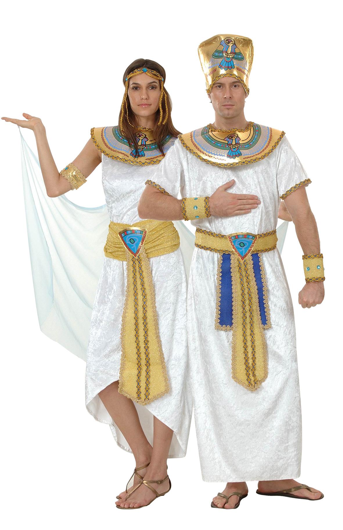 d guisement couple royal egypte d guisement couple pharaon pas cher costume carnaval. Black Bedroom Furniture Sets. Home Design Ideas