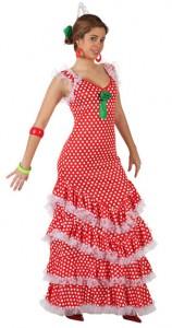déguisement danseuse espagnole