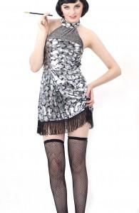 déguisement de charleston femme