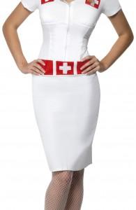 déguisement infirmière femme