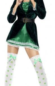déguisement irlandaise sexy