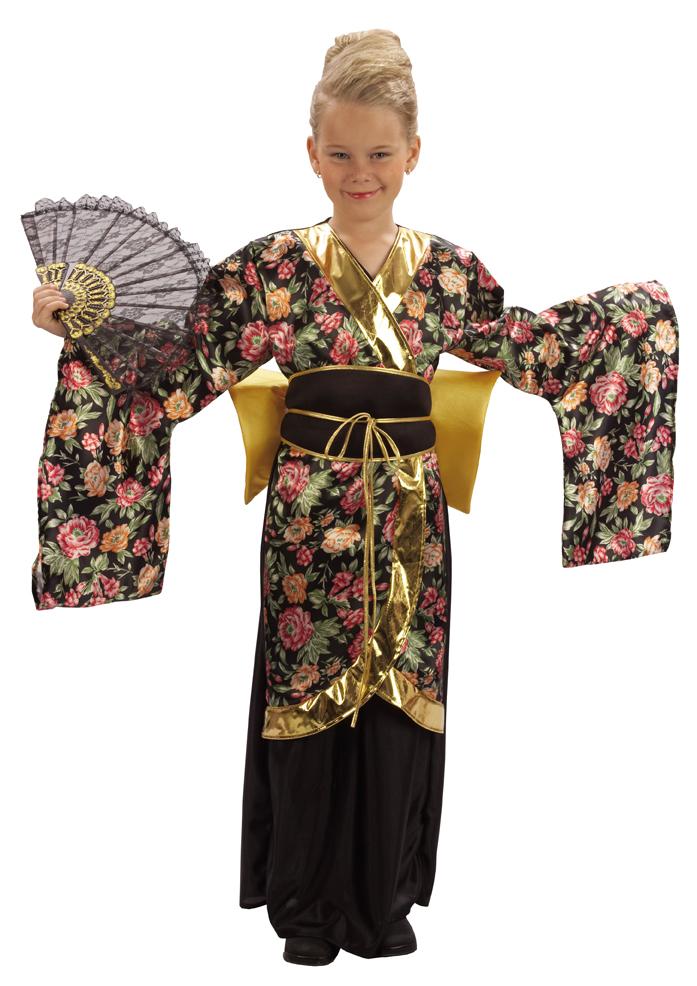 d guisement japonaise fille costume asiatique enfant d guisement carnaval enfant. Black Bedroom Furniture Sets. Home Design Ideas