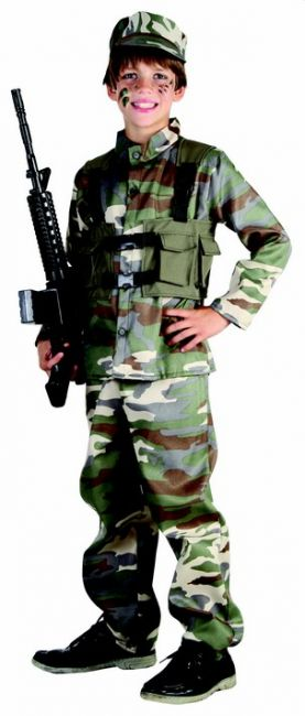 d guisement militaire gar on d guisement uniforme enfant costume carnaval pas cher. Black Bedroom Furniture Sets. Home Design Ideas