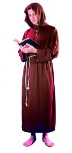déguisement moine