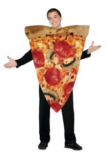 déguisement part de pizza