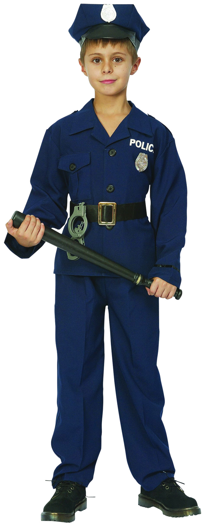 d guisement policier gar on d guisement uniforme enfant costume carnaval. Black Bedroom Furniture Sets. Home Design Ideas