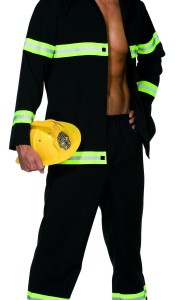 déguisement pompier sexy