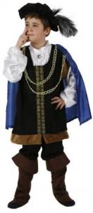 déguisement prince garcon