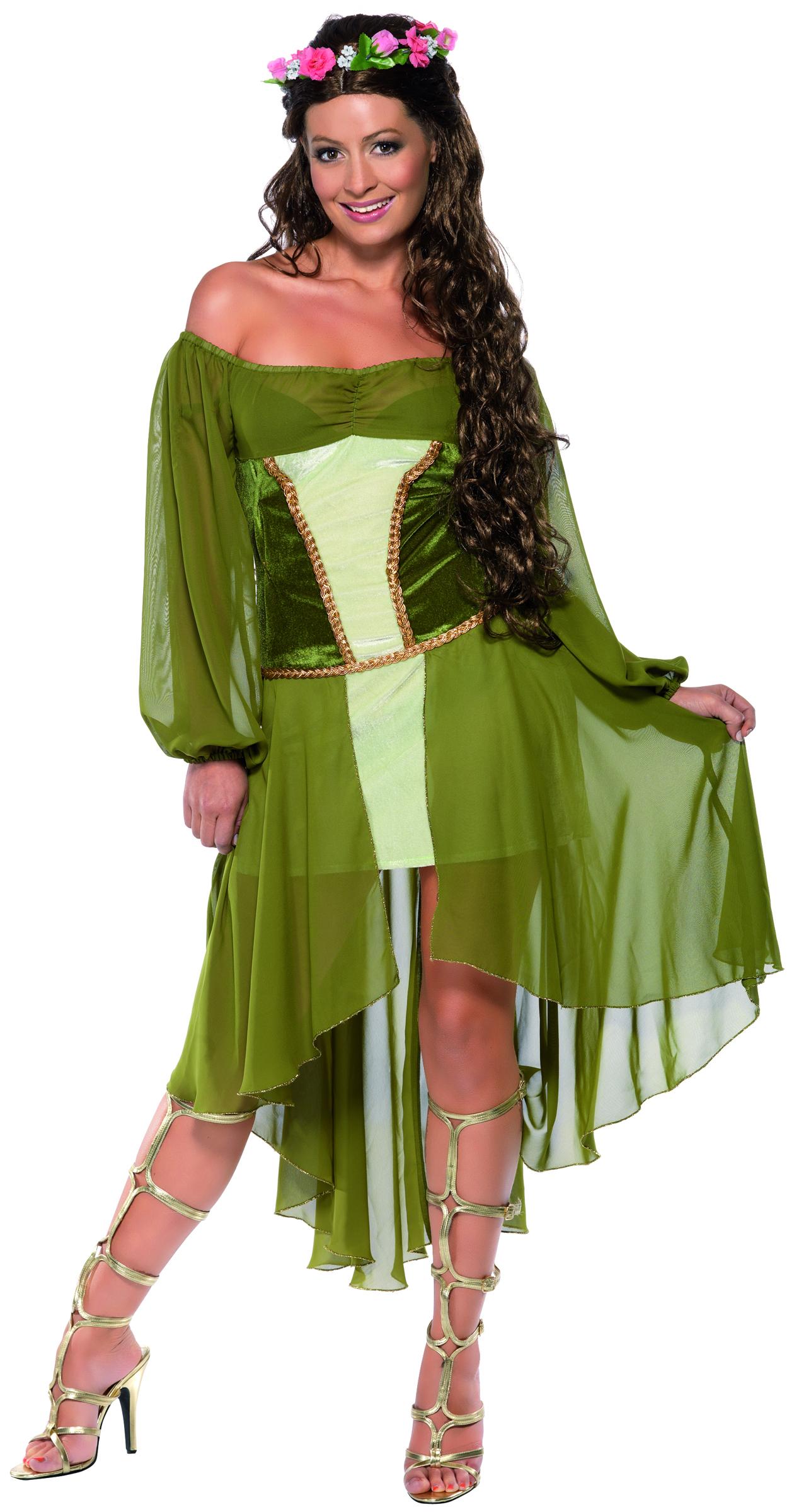 Robin des bois Girl Costume pour Filles-Lady Marian Déguisement Enfants Carnaval