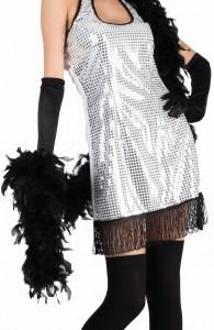 déguisement rétro femme