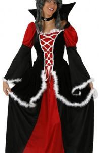 déguisement reine femme