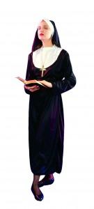 déguisement religieuse femme