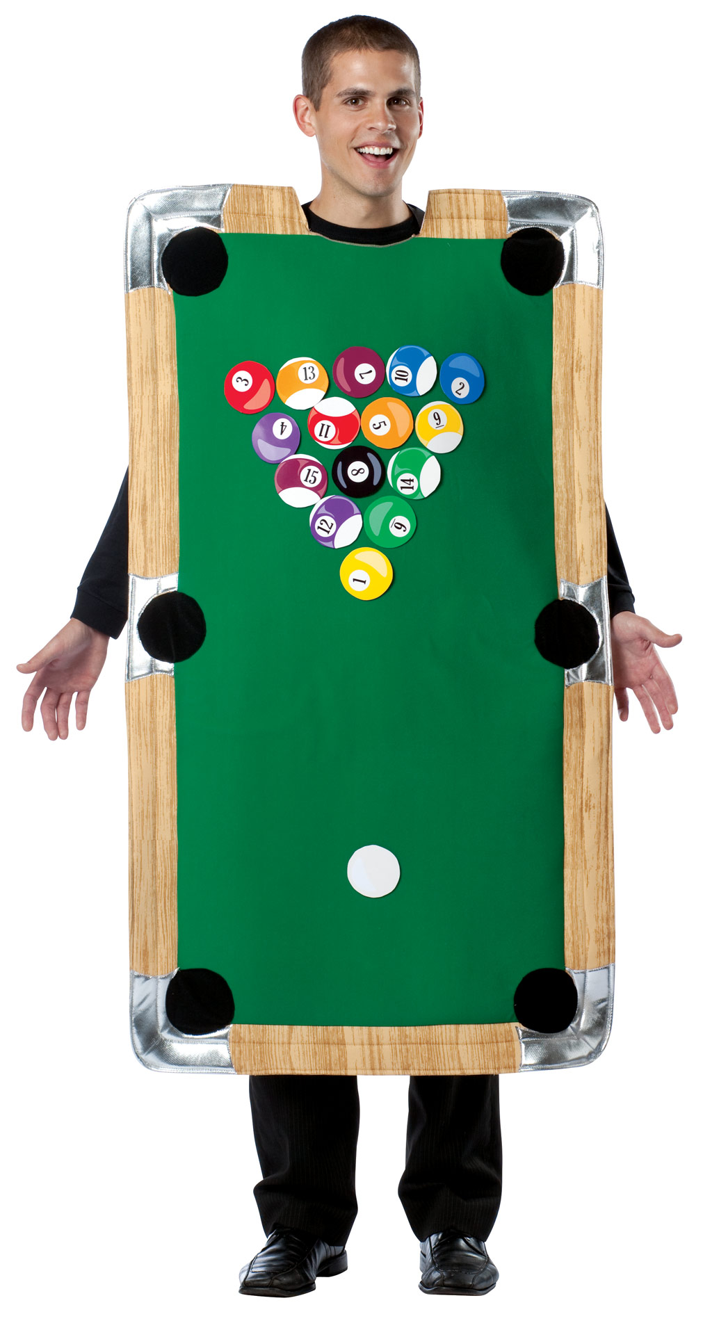 d guisement table de billard d guisement humoristique adulte costume carnaval. Black Bedroom Furniture Sets. Home Design Ideas