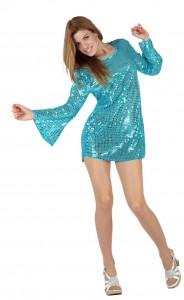 déguisement Claudette disco