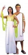 Déguisement couple gréco-romain