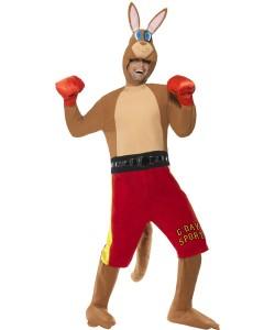 déguisement kangourou boxeur