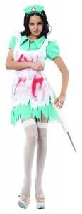 déguisement infirmière halloween