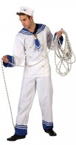 Déguisement marin homme