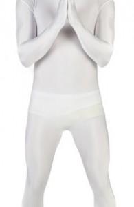 déguisement morphsuits blanc