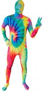 déguisement morphsuits hippie
