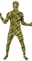 Déguisement Morphsuits™ militaire