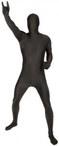 déguisement morphsuits noir