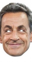 Masque Nicolas Sarkozy