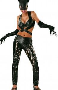 déguisement catwoman femme